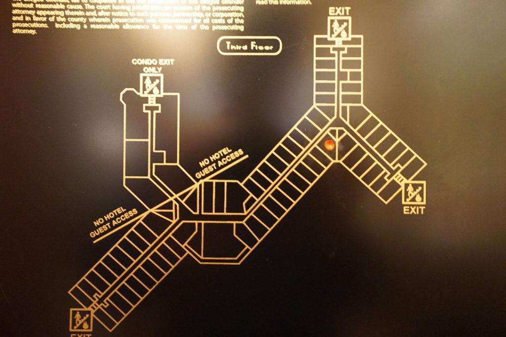 Park Hyatt Beaver Creek layout